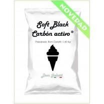 NUEVO Preparado Bom Gelatti - 1,45 kg -  Soft BLACK con CARBON ACTIVO*