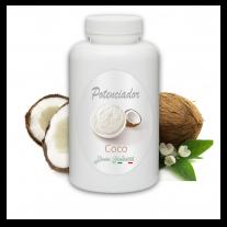 Potenciador / Pasta aroma-  7g - Coco - Bom Gelatti- 1 Kg