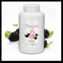 Potenciador / Pasta aroma - 7g -  Mora - Bom Gelatti - 1 Kg