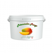 Potenciador / Pasta aroma - 50g - Mango - Bom Gelatti - Cubo 3Kg