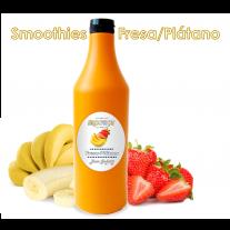 Smoothies Fresa / Plátano -  Bom Gelatti - 1,1 Kg