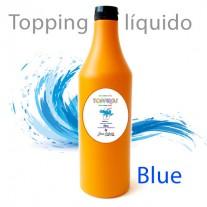 Topping Líquido -  Bom Gelatti - Blue - 1,2 Kg