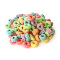 Decoración  Especial - Cereales Fruit Colors- 500g