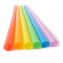 Caña Gruesa Smoothie  (Colores)- Aprox.1000 Uds