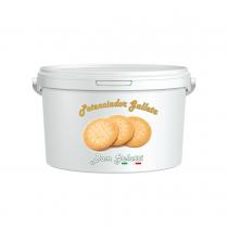 Potenciador / Pasta aroma - 50g - Galleta - Bom Gelatti - Cubo 3Kg