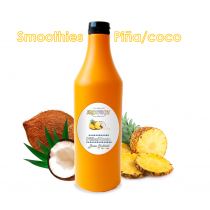 Smoothies Piña-Coco.
