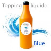 Topping líquido Blue - Azul para helados