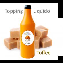 Topping Líquido -  Bom Gelatti - Toffee - 1 Kg