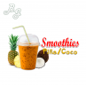 Smoothies Piña-Coco.