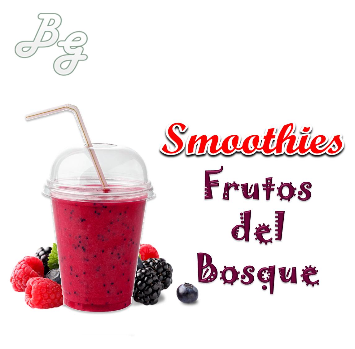 Smoothies F.del Bosque