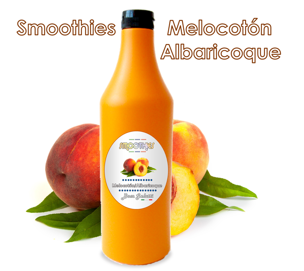 Smoothies Melocotón Albaricoque.