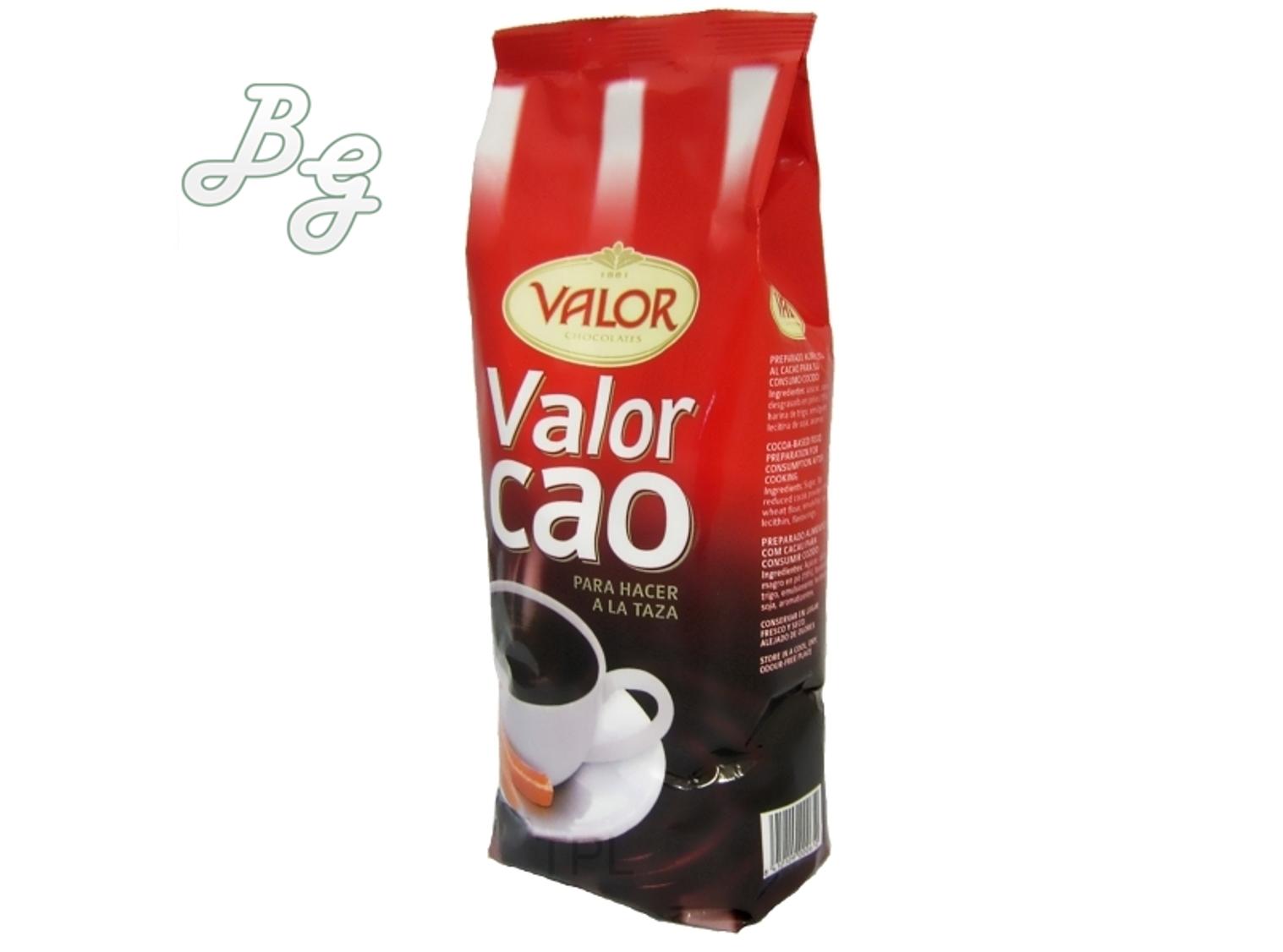 VALOR CAO
