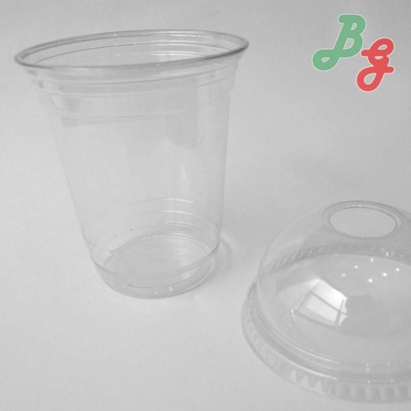Vaso de plástico para Smoothie, batidos y helado